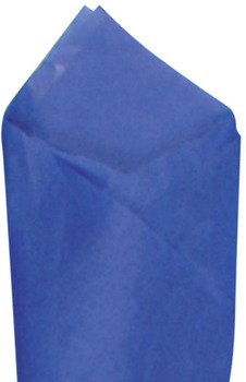Picture of item 964-243 a Tissue Paper. 20x30 in. Parade Blue. 480 count.