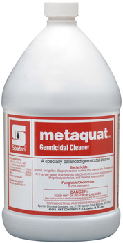 Picture of item 977-659 a metaquat®.  Germicidal Cleaner.  1 Gallon.