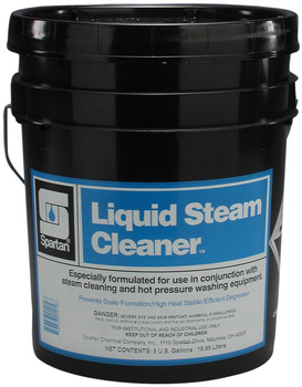 Picture of item H882-331 a Liquid Steam Cleaner.  For Use in Steam Cleaning Equipment.  5 Gallon Pail.