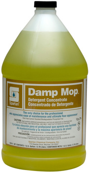 Picture of item 601-112 a Damp Mop.  No Rinse Floor Cleaner.  1 Gallon.