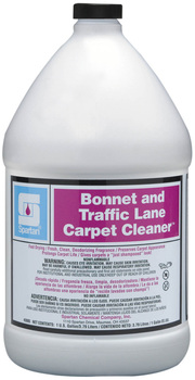 Picture of item 650-106 a Bonnet and Traffic Lane Carpet Cleaner.  1 Gallon.