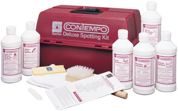 Picture of item 650-117 a Contempo® Deluxe Spotting Kit.  Specialized Spotting Solutions  6/16 oz./case.