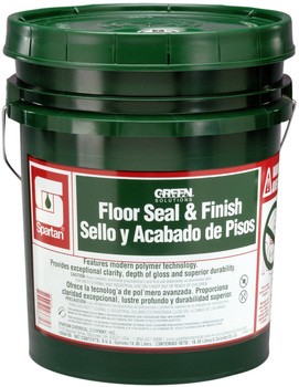 Picture of item 682-232 a Green Solutions® Floor Seal & Finish.  5 Gallon Pail.
