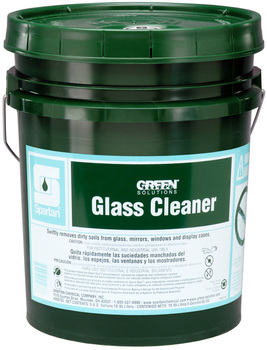 Picture of item 662-113 a Green Solutions® Glass Cleaner.  5 Gallon Pail.