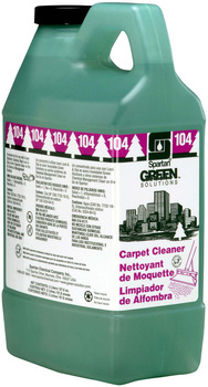 Picture of item 672-297 a Clean on the Go® Green Solutions® Carpet Cleaner #104.  2 Liters.