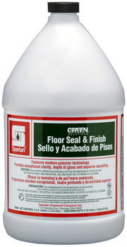 Picture of item 682-227 a Green Solutions® Floor Seal & Finish.  1 Gallon.