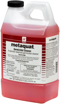 Picture of item 672-348 a Metaquat 19 Germicidal Cleaner. Clean on the Go® 2 Liters.