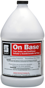 Picture of item 681-109 a On Base.  Water-emulsion seal for resilient tile.  1 Gallon.