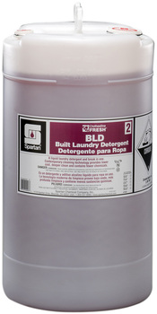 Picture of item 620-611 a Clothesline Fresh™ #2 BLD, Built Laundry Detergent.  15 Gallons.