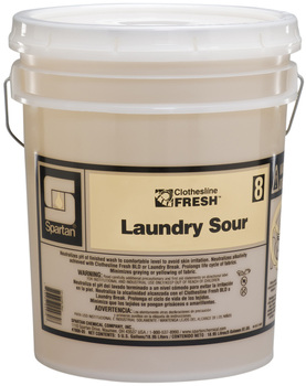 Picture of item 620-617 a Clothesline Fresh™ #8 Laundry Sour.  5 Gallons.