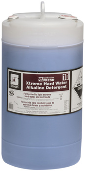 Picture of item 620-621 a Clothesline Fresh™ #10 Xtreme Hard Water Alkaline Detergent.  15 Gallons.
