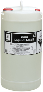 Picture of item 620-635 a Clothesline Fresh™ #16 Liquid Alkali.  15 Gallons.