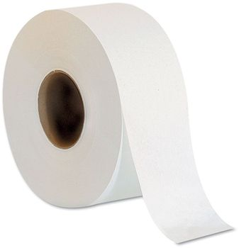 "Picture of item 887-904 a Retain™ Jumbo Jr Toilet Tissue. 9"" Diameter.  2 Ply.  12 Rolls/Case."