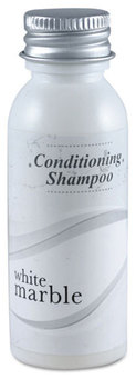 Picture of item 670-170 a Dial® Amenities Breck Conditioning Shampoo,  .75oz Bottle, 288/Carton
