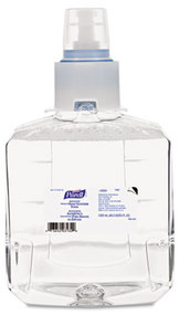 Picture of item 670-793 a PURELL® Advanced Instant Hand Sanitizer Foam,  LTX-12 1200mL Refill, Clear, 2/Carton