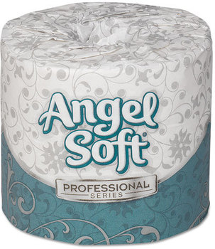 Picture of item 887-129 a Georgia Pacific® Professional Angel Soft ps® Premium Bathroom Tissue,  450 Sheets/Roll, 80 Rolls/Carton