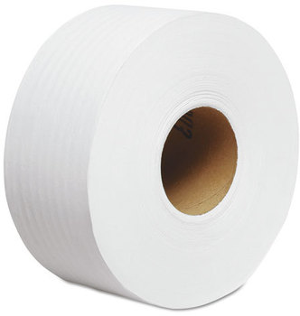 "Picture of item 887-511 a Cottonelle® JRT Jr. Jumbo Roll Tissue,  2-Ply, 7.9""dia, 750ft, 12/Carton"