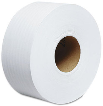 "Picture of item 887-508 a Scott® JRT Jumbo Roll Bathroom Tissue,  2-Ply, 9"" dia, 1000ft, 12 Rolls/Carton"