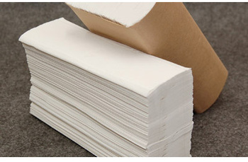 Picture of item NPS-21250 a Response® Multi-Fold Towels. 9.25 X 9.5 in. White. 4000 towels.