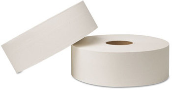 Picture of item 887-607 a Wausau Paper® EcoSoft™ Jumbo Universal Bathroom Tissue,  2-Ply, 2000 Sheets/Roll