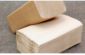 Picture of item NPS-21950 a Response® Single-Fold Paper Towels. 9.25 X 10.25 in. Natural Color. 4000 towels.